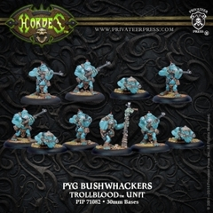 Trollbloods - Pyg Bushwhackers Unit PIP 71082