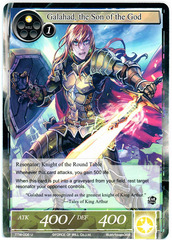 Galahad, The Son of the God - TTW-006 - U - 1st Edition