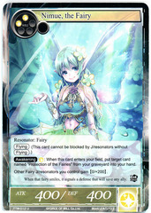 Nimue, the Fairy - TTW-012 - U - 1st Edition