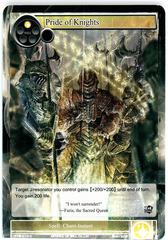 Pride of Knights - TTW-014 - C - 1st Edition (Foil)