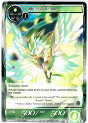 Familiar of Refrain - TTW-057 - C - 1st Edition (Foil)