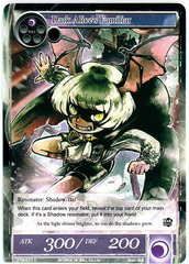 Dark Alice's Familiar - TTW-077 - C - 1st Edition (Foil) on Channel Fireball