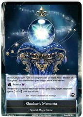 Shadow's Memoria - TTW-104 - R - 1st Edition (Foil)