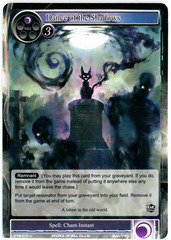 Dance of the Shadows - TTW-075 - U - 1st Edition (Foil) on Channel Fireball