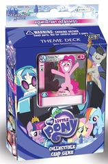 My Little Pony CCG: Equestrian Odysseys Jam Session Theme Deck