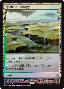 Horizon Canopy Expedition - Foil