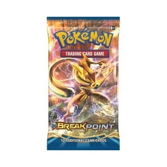 XY BREAKPoint Booster Pack on Channel Fireball