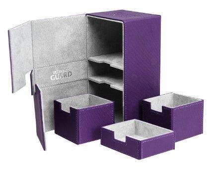 Twin FlipNTray 200+ Purple