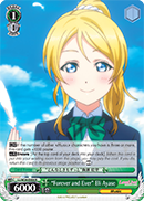Forever and Ever Eli Ayase - LL/W34-E008 - R