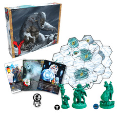 Yashima: Legend of the Icy Peaks