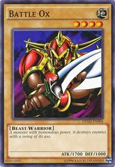 Battle Ox - DEM2-EN004 - Common - Unlimited