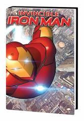 Invincible Iron Man Volume 1 - Reboot