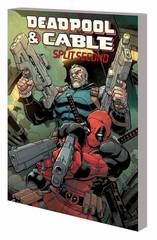 Deadpool And Cable Tp Split Second