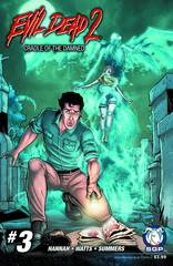 Evil Dead 2 Cradle Of The Damned #3