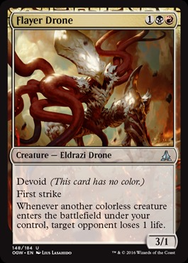 Flayer Drone - Foil