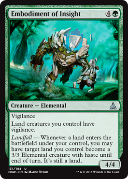 Embodiment of Insight - Foil