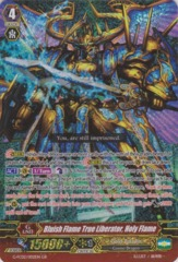 Bluish Flame True Liberator, Holy Flame - G-FC02/002EN - GR on Channel Fireball