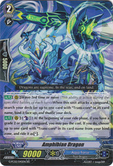 Amphibian Dragon - G-FC02/045EN - RR on Channel Fireball