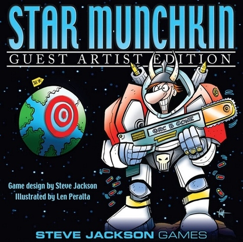 Star Munchkin: Guest Artist Edition