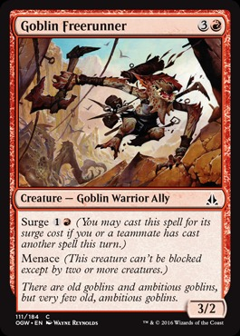 Goblin Freerunner - Foil