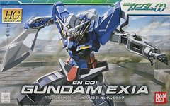 GN-001 Gundam Exia 1/144 Scale Model HG Gundam 00-01