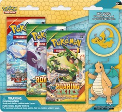 Dragonite Pin 3-Pack Blister Pack