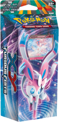 XY Furious Fists Enchanted Echo Theme Deck