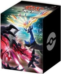 Japanese Pokemon XY Xerneas Yveltal Deck Box