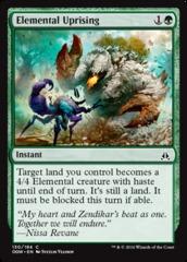 Elemental Uprising - Foil on Channel Fireball