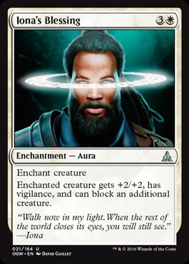 Ionas Blessing - Foil