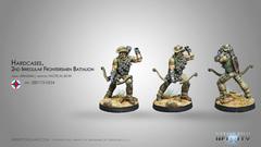 Infinity Ariadna: Hardcases, 2nd Irregular Frontiersmen Battalion  (280173-0534)