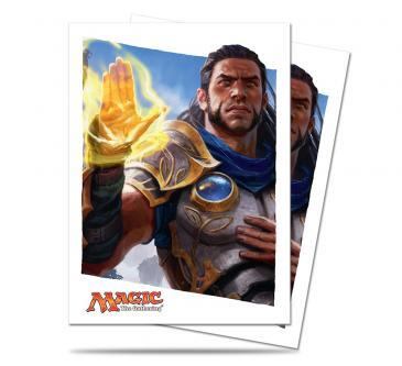 Ultra Pro - MTG Oath of the Gatewatch Gideon 80 Count Standard Card Sleeves