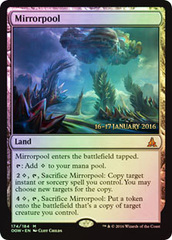 Mirrorpool - Foil - Prerelease Promo