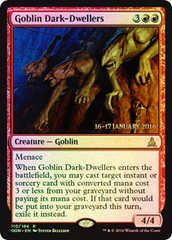 Goblin Dark-Dwellers - Oath of the Gatewatch Prerelease Promo