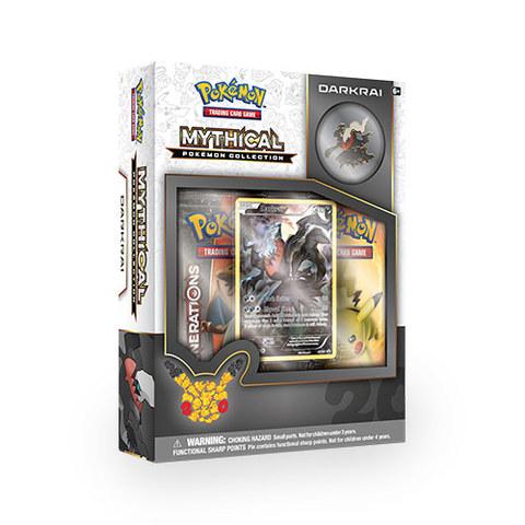 Mythical Pokemon Collection: Darkrai