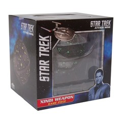 Star Trek Attack Wing: Xindi - Weapon Zero Premium Figure
