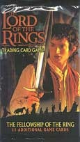 Fellowship of the Ring Cards Booster Pack