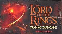 The Lord Of The Rings Card Game Mines of Moria Starter Box
