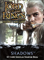Shadows Legolas Starter Deck