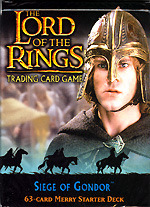 Siege of Gondor Merry Starter Deck
