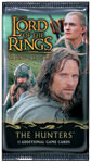 Lord of the Rings CCG The Hunters Booster Pack