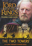 The Two Towers Card Game Theoden Starter Deck