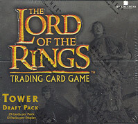 The Two Towers Draft Pack Box