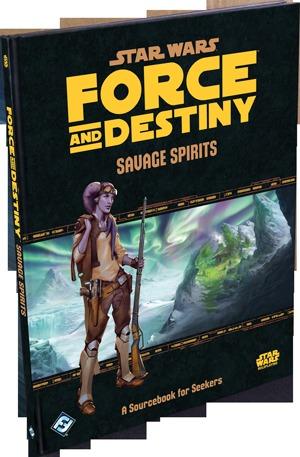 Savage Spirits - Force and Destiny (Stars Wars)