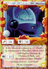 Dr. Weelo