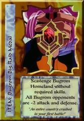 Bugrom Big Raid Medal