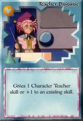 Teacher Disguise
