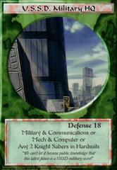 U.S.S.D. Military HQ