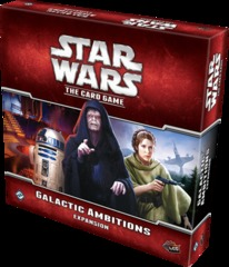 Star Wars: The Card Game  Galactic Ambitions