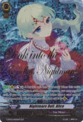 Nightmare Doll, Alice - G-BT05/SR05EN - SCR